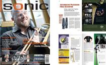 ドイツ管楽器専門誌 sonic で GottsuのSepia Tone が大絶賛され、記事に掲載!!